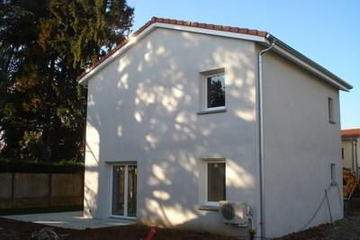 Maison à vendre à VILLEFRANCHE-SUR-SAONE  - 5 pièces - 98 m²