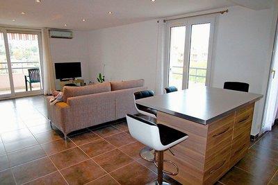 Appartement à vendre à CAGNES-SUR-MER  - 4 pièces - 80 m²