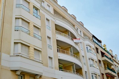 Apartment for sale in NICE  - 3 rooms - 60 m²