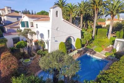Maison à vendre à CAP D'ANTIBES  - 4 pièces - 155 m²