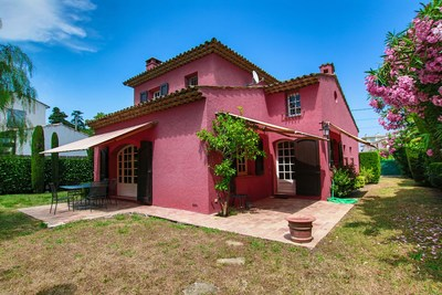 Maison à vendre à immobilier CAP D'ANTIBES  - 4 pièces - 132 m²