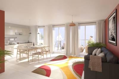 Appartement à vendre à ST-JEAN-DE-LUZ  - 3 pièces - 81 m²