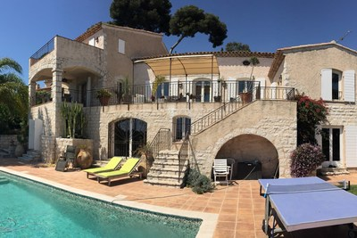 House for sale in ANTIBES  - 5 rooms - 290 m²