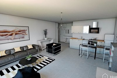 Apartment for sale in HYERES  - 3 rooms - 67 m²