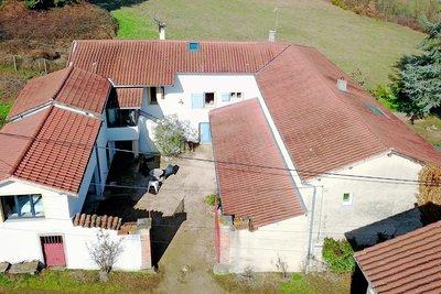 Maison à vendre à LENTILLY  - 6 pièces - 160 m²