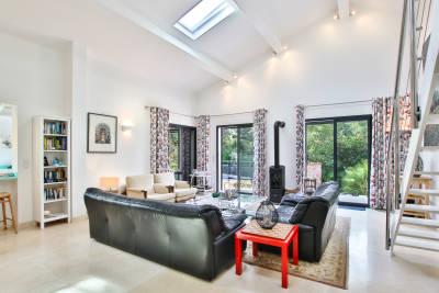 Maison à vendre à immobilier CAP D'ANTIBES  - 4 pièces - 150 m²