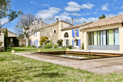 Maison à vendre à ST-REMY-DE-PROVENCE  - 13 pièces - 600 m²