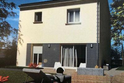 Maison à vendre à BOURG-LES-VALENCE  - 4 pièces - 80 m²