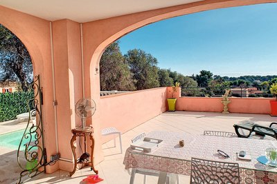 Maison à vendre à VILLENEUVE-LOUBET  - 4 pièces - 104 m²