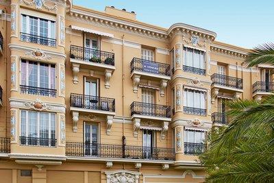Appartement à vendre à CAP-D'AIL  - 4 pièces - 100 m²