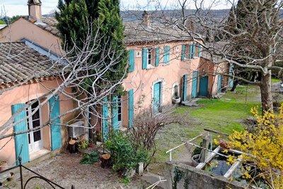 Maison à vendre à TULETTE  - 11 pièces - 196 m²