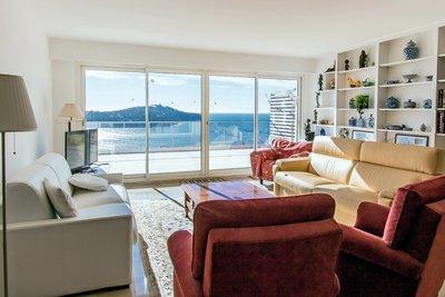 Appartement à vendre à VILLEFRANCHE-SUR-MER  - 4 pièces - 153 m²