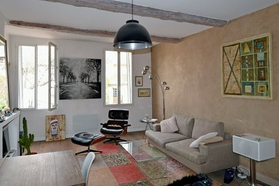 Apartment for sale in AIX-EN-PROVENCE  - 2 rooms - 63 m²