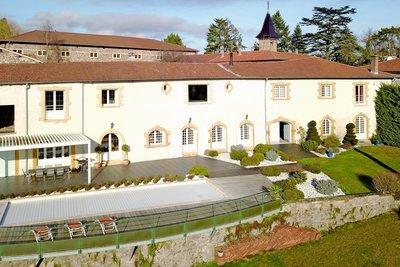 Maison à vendre à LENTILLY  - 10 pièces - 380 m²
