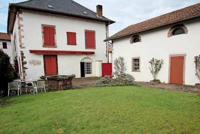 House for sale in ST-ETIENNE-DE-BAIGORRY