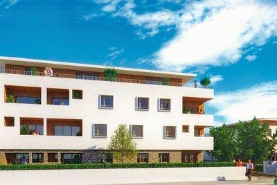 Appartement à vendre à PESSAC  - 4 pièces - 96 m²