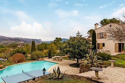 Maison à vendre à MOUANS-SARTOUX  - 5 pièces - 250 m²