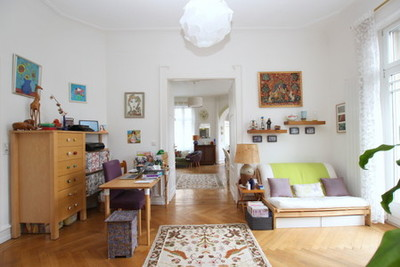 Apartment for sale in STRASBOURG  - 5 rooms - 165 m²