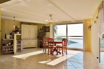Maison à vendre à THEOULE-SUR-MER  - 9 pièces - 313 m²