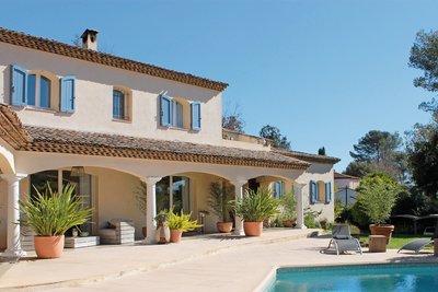 Maison à vendre à ROQUEFORT-LES-PINS  - 5 pièces - 180 m²