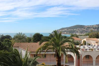 Apartment for sale in VILLEFRANCHE-SUR-MER  - 2 rooms - 25 m²