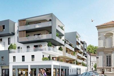 Appartement à vendre à MONTELIMAR CENTRE VILLE