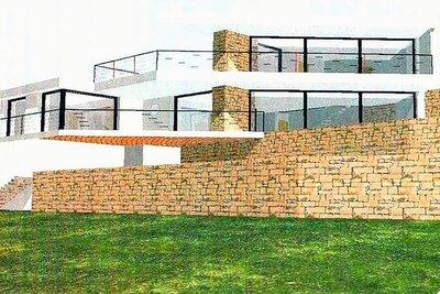 terrain à vendre à MOUGINS   - 1800 m²