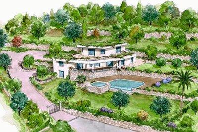 terrain à vendre à MOUGINS   - 7700 m²