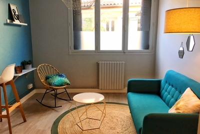 Appartement à louer à TOULOUSE  - 3 pièces - 53 m²