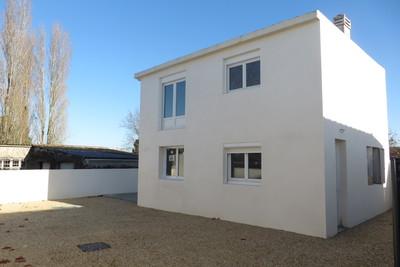 Maison à vendre à SAUJON  - 3 pièces - 72 m²