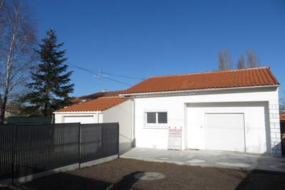 Maison à vendre à SAUJON  - 3 pièces - 62 m²