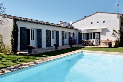 Maison à vendre à LES PORTES EN RE  - 7 pièces - 170 m²