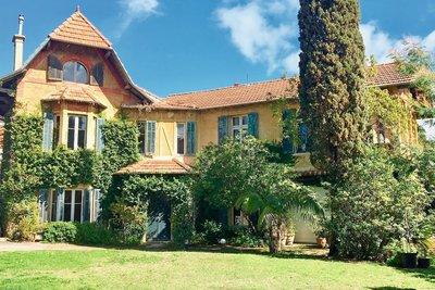 Maison à vendre à CANNES  - 6 pièces - 220 m²
