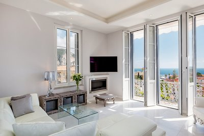 Apartment for sale in BEAULIEU-SUR-MER  - 4 rooms - 117 m²
