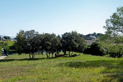 Building plot for sale in ANTIBES   - 1724 m²