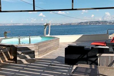 Maisons à vendre à Marseille  8Eme