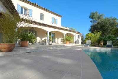 Maison à vendre à immobilier ROQUEFORT-LES-PINS  - 5 pièces - 177 m²