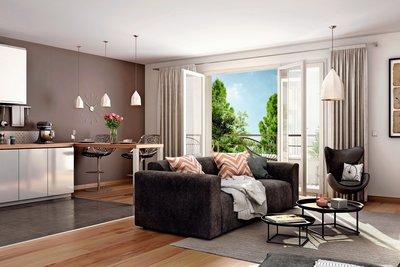 Appartement à vendre à ROUSSET  - 4 pièces - 88 m²