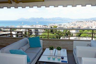 Appartement à vendre à CANNES  - 4 pièces - 144 m²