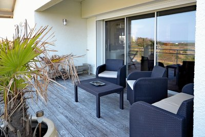 Apartment for sale in ANGLET  - 5 rooms - 170 m²