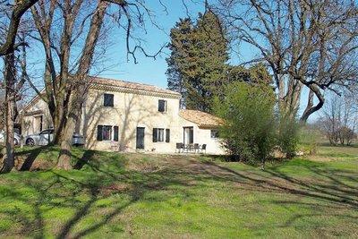 Maison à vendre à SAUZET  - 4 pièces - 150 m²