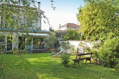 Maison à vendre à LE BOUSCAT  - 5 pièces - 120 m²