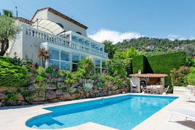 Maison à vendre à MANDELIEU-LA-NAPOULE  - 5 pièces - 193 m²