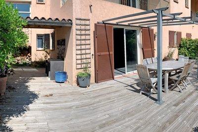 Maison à vendre à LA TURBIE  - 5 pièces