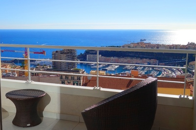 Apartment for sale in BEAUSOLEIL  - 3 rooms - 80 m²