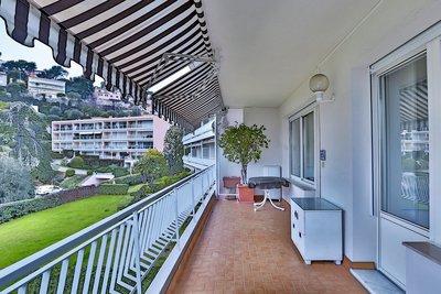 Appartement à vendre à VILLEFRANCHE-SUR-MER  - 3 pièces - 75 m²