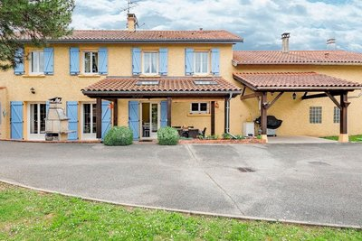 Maison à vendre à MONTHIEUX  - 4 pièces - 140 m²