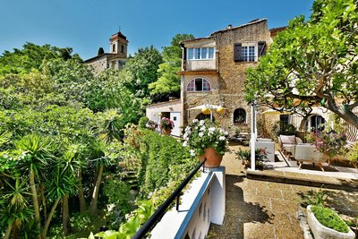 Maison à vendre à CAGNES-SUR-MER  - 10 pièces - 360 m²