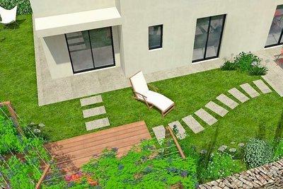 Appartement à vendre à MARSEILLE 13EME  - 3 pièces - 62 m²
