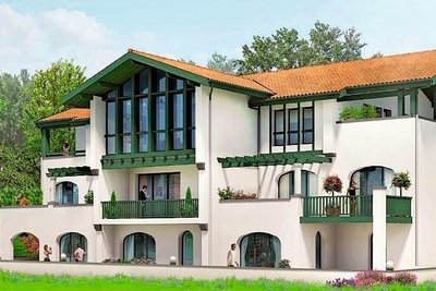 Apartment for sale in BIARRITZ  - 4 rooms - 100 m²